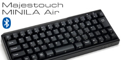 Majestouch MINILA Air